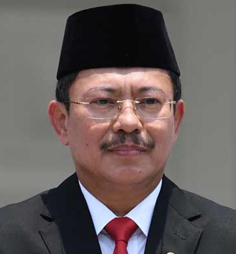 Letjen TNI Dr. dr. Terawan Agus Putranto, Sp.Rad